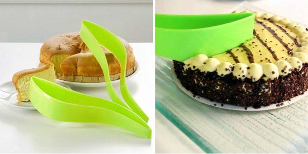 Нож-лопатка для торта