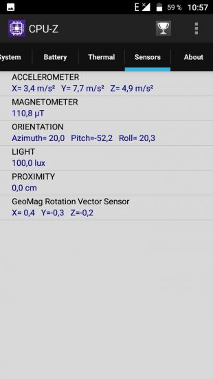 Vernee Thor E: технические характеристики