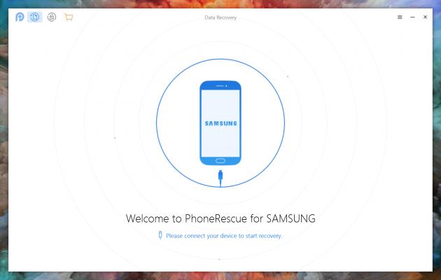 PhoneRescue: как восстановить данные