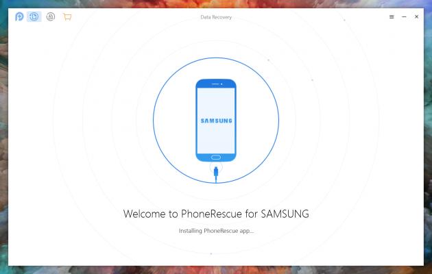 PhoneRescue: установка на смартфон