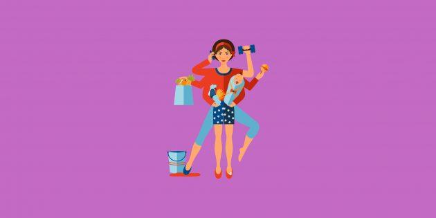 Тайм-менеджмент молодой мамы: как справиться с делами и не сойти с ума