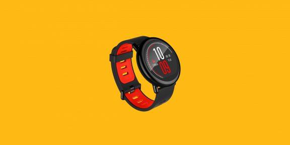 Обзор спортивных часов Xiaomi Amazfit Pace — продвинутой версии Mi Band