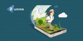 Zumme — универсальное приложение для путешествий