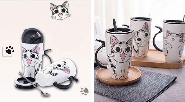 Кружки-котики