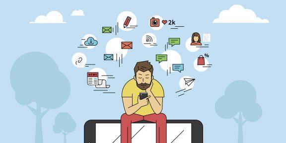 Почему цифровой детокс — бредовая идея