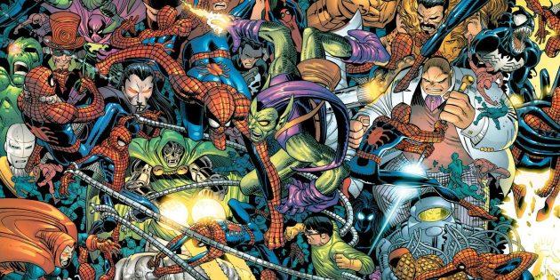 Враги Человека-паука