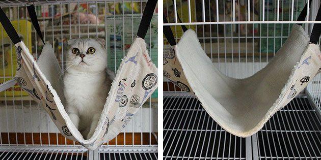 Гамак для котика