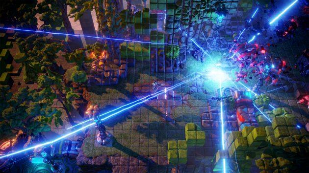 Nex Machina: игровой процесс