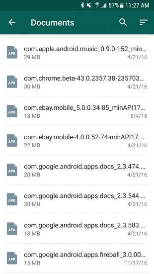 В WhatsApp теперь можно пересылать файлы любого типа