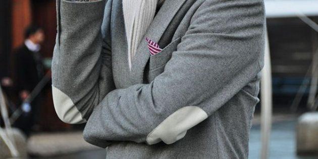 заплатки на рукавах пиджаков