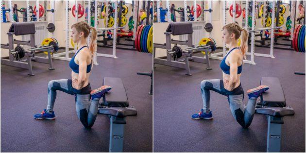 упражнения-филлеры: динамическая растяжка