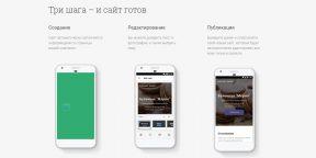 Новый инструмент Google позволит предпринимателям быстро создавать сайты-визитки