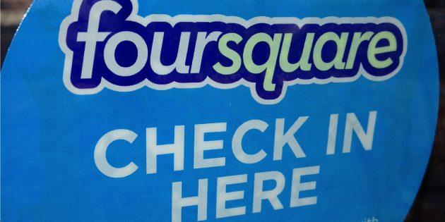 В Foursquare снова появились чекины