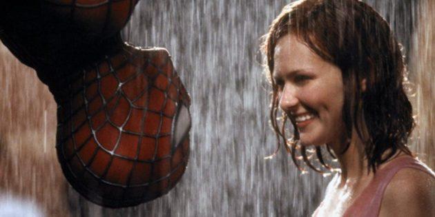 Фильмы про Человека-паука: девушка Человека-паука