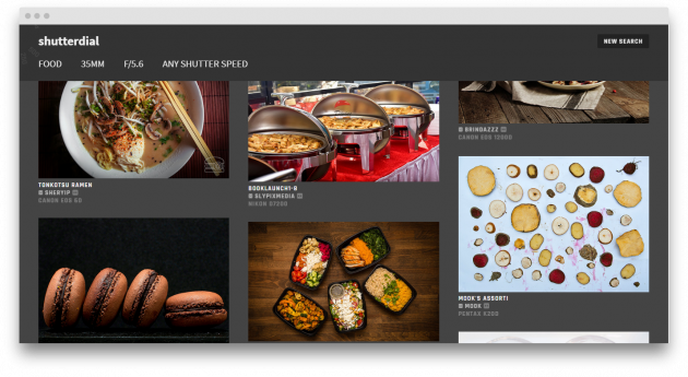 Примеры с сервиса Flickr