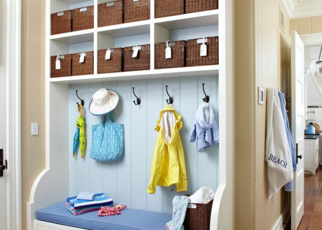 how to transform a small hallway
