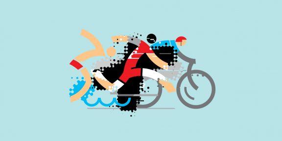 A1 TRIATHLON — яркое спортивное событие для любителей триатлона