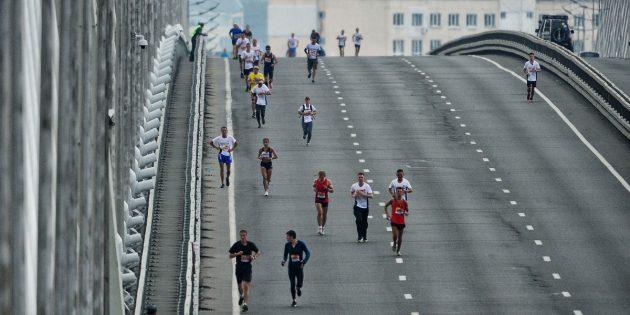 Международный владивостокский марафон
