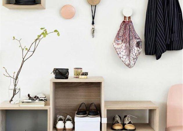 6 идей для организации маленькой прихожей