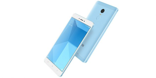 Xiaomi Redmi Note 4X Blue