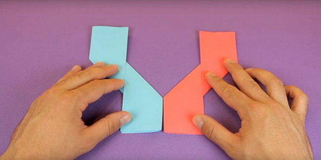 как сделать спиннер из бумаги