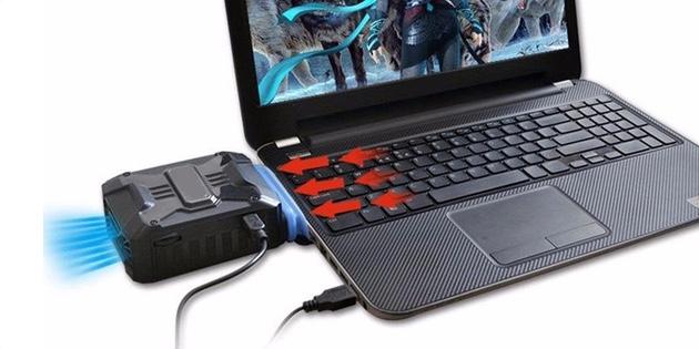 USB-кулер для ноутбука