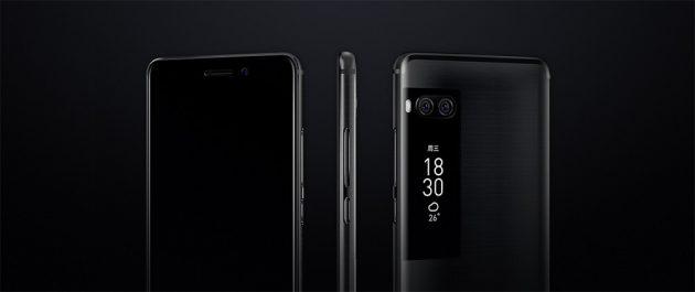 Meizu Pro 7: внешний вид