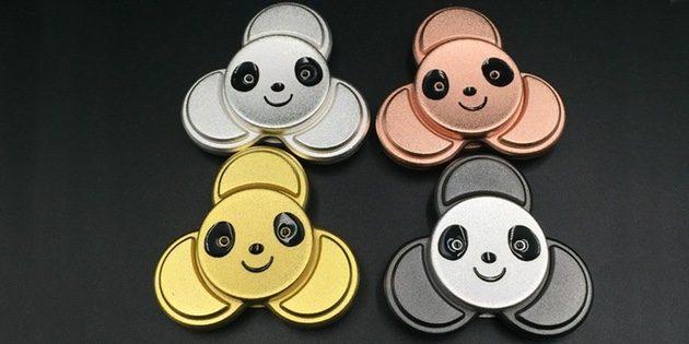 Спиннеры-панды