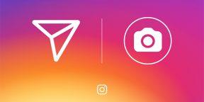 На истории в Instagram теперь можно отвечать фотографиями и видеороликами