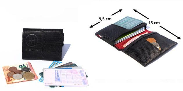Бумажник Airpaq