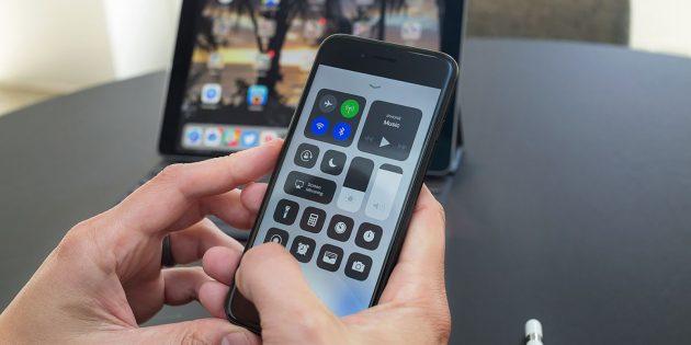 В новой бета-версии iOS 11 телефон игнорирует медленные сети Wi-Fi