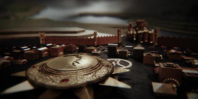 «Игра престолов»: заставка