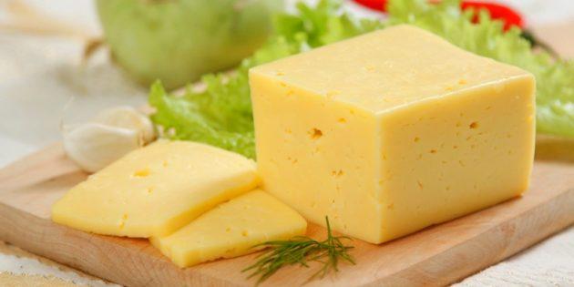 Как приготовить сыр: Твёрдый домашний сыр