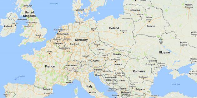 «Google Карты» помогут выбрать лучшее время для поездки