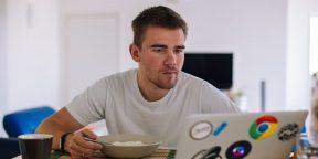 Рабочие места: Роман Рыбальченко, основатель агентства интернет-маркетинга Roman.ua