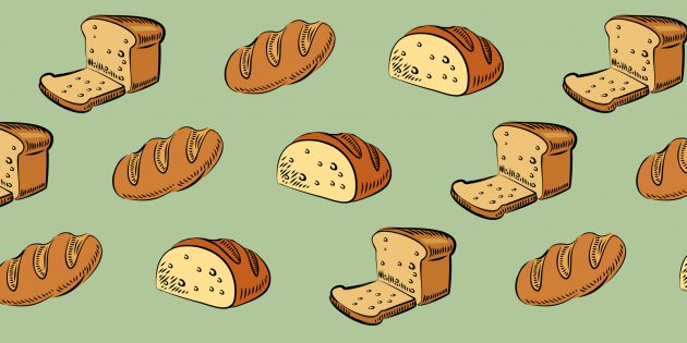 3 способа использовать чёрствый хлеб