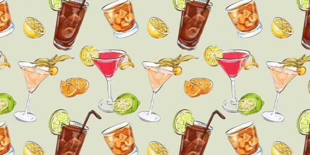 4 коктейля для летних вечеринок