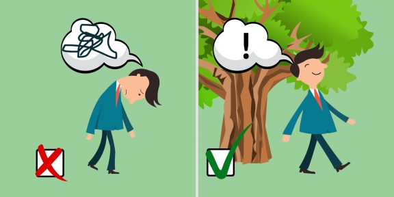 4 способа собраться с мыслями