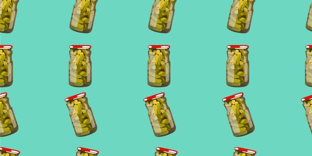 Рецепт вкусных малосольных огурцов быстрого приготовления