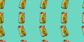 6 рецептов малосольных огурцов