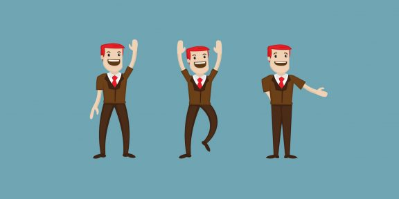 9 жестов, которые помогут сойтись с коллегами, успокоить ребёнка и похудеть