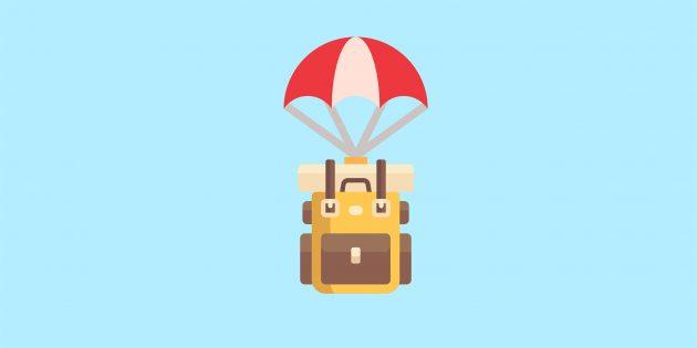 Airpaq — экорюкзак из старых автомобильных подушек и ремней безопасности