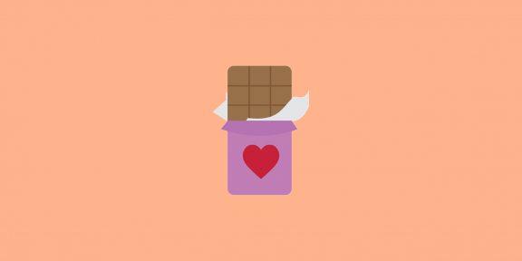 Что делать, если на шоколаде появился белый налёт