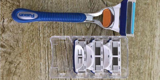 Лезвия для бритвы