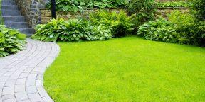 Как сделать садовую дорожку самому