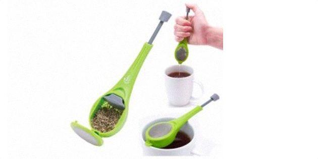 Ложечка для заваривания чая