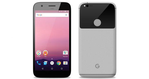 Опубликовано первое возможное изображение Google Pixel XL 2021 года