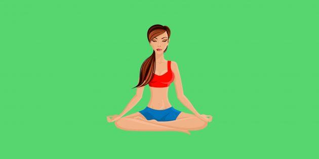 Как правильно дышать: дыхательные упражнения
