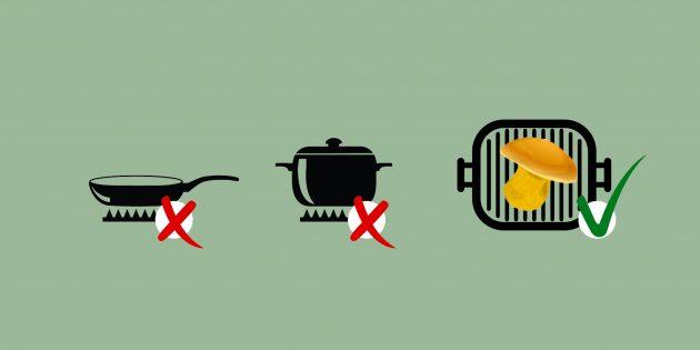 Как правильно готовить грибы с точки зрения науки