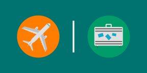Как разместить ручную кладь в самолёте и никому не помешать